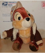 "Walt Disney World Disneyland Exclusive Rescue Rangers Chip 10"" plush Toy... - $17.54"