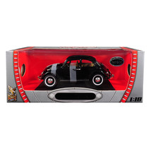 1967 Volkswagen Beetle Black Limited Edition to 600 pieces Worldwide 1/1... - $65.39