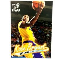 Kobe Bryant 1996-97 Fleer Ultra Rookie Card #52 NBA HOF Los Angeles Lakers - $59.35