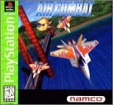 Air Combat [PlayStation] - $24.65
