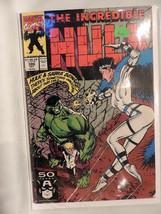 #386 The Incredible Hulk 1991 Marvel Comics B101 - $3.99