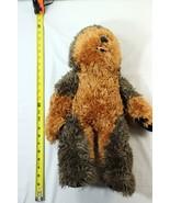 Build A Bear BAB Star Wars Chewbacca Chewie Wookie Stuffed Plush No Band... - $14.84