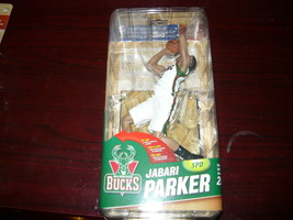 McFarlane Jabari Parker Milwaukee Bucks NBA Series 26 Action Figure Whit... - $14.49