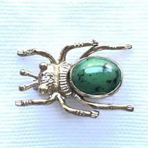 """Karatclad By Bell Vintage 1"""" Beetle / Scarab lapel Pin - $17.49"""