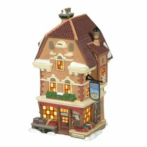 Department 56 Dickens Village Russell Street Books Building 6005396 Bran... - $142.50