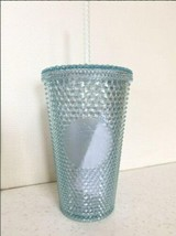 Starbucks Logo Cold Cup 473ml Tumbler Bumpy Container Limited Japan - $84.54