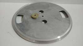 JVC L-A100 turntable record player replacement part METAL PLATTER ONLY!! - $17.90