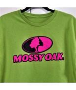 Mossy Oak T-shirt - Bright Green - L - $12.53