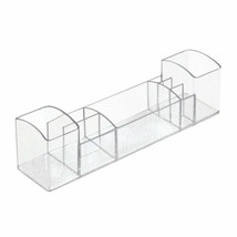 Bathroom Medicine Cabinet Organizer Clear Plastic Make Up KIT Countertop... - $25.82