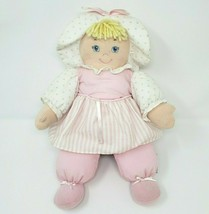 VINTAGE EDEN TALKING PATTY CAKE SINGS BLONDE HAIR STUFFED ANIMAL PLUSH D... - $120.62