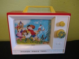 Fisher Price Giant Screen Music Box T.V. - Two Tunes (2009) - $6.25