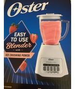 Oster Classic Series 5-speed Blender, 700 Watts, White NEW - $38.75
