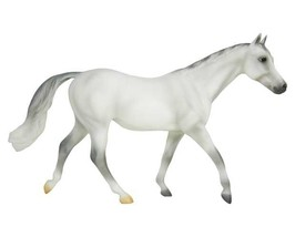 Breyer classic size Grey Selle Francais Horse #941  Very Well Done <> - $18.37