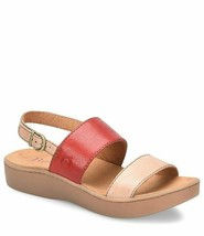 Born Oconee Banded Leather Sandals, Sz 7 - $31.68