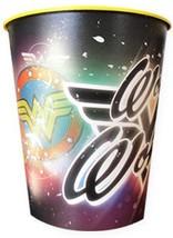 Wonder Woman Stadium Keepsake Favor Cup 16 oz Birthday Party Supplies 1 Ct - $2.23