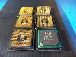 (1) Intel GOLD FW82464GX CONTROLLER CPU PROCESSOR (324 PINS) PBGA VINTAG... - $9.90