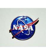 NASA US Space Agency Logo Metal Enamel Pin NEW UNUSED - $7.84