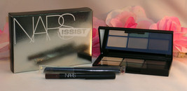 New Nars Narsissist Hard Wired Eye Kit #8309 6 Eye Shadows Liner Brush S... - $29.99
