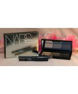 New Nars Narsissist Hard Wired Eye Kit #8309 6 Eye Shadows Liner Brush S... - $29.99