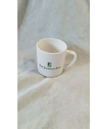 The Jameson Inn®  Themed Coffee Mug- White With Green Logo/Design - $9.25