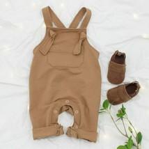 2019 nuevos monos de verano para niños pequeños pantalones de tirantes s... - $13.70+