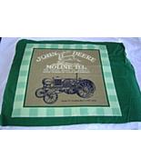 Vintage John Deere Model N Waterloo Boy 1917- 1924 Fabric Pillow Panel  - $9.99