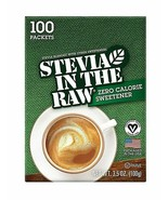 Stevia In The Raw Zero Calorie Sweetener (100 Packets) - $15.79