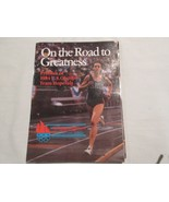 """U.S. Olympics, 1984 Booklet, """"On the Road To Greatness"""" , Michael Jordan - $9.90"""