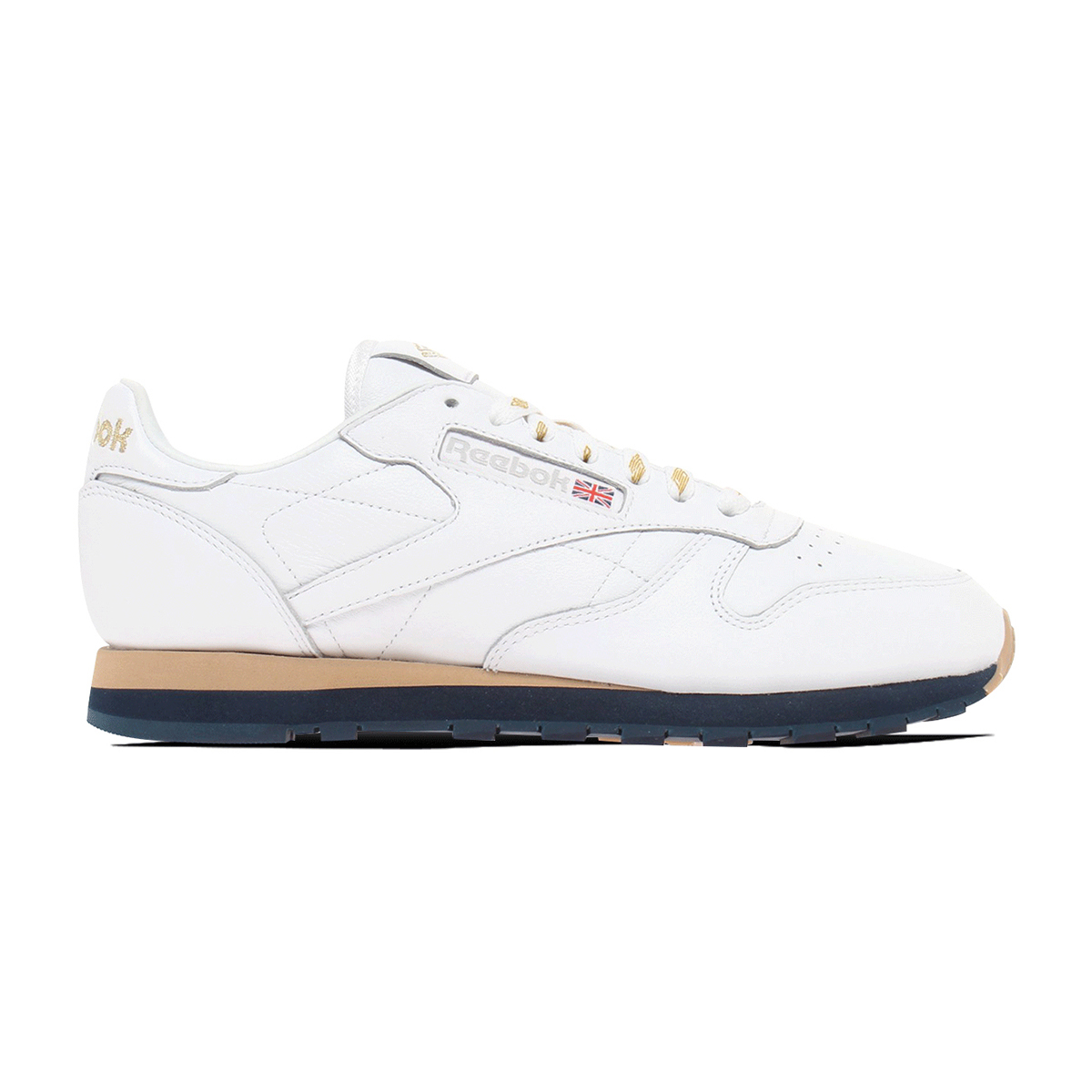 6cd033c7a2e Reebok Classic Leather x Beams (White  Gold) and 50 similar items