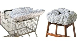 Shopping Cart Cover for Baby or use as Baby High Chair Cover - Ritzy Sitzy - $9.90