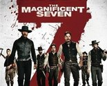 The Magnificent Seven [Blu-ray] [Blu-ray] [2016]