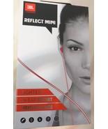 JBL Reflect Mini Red In-ear Sport Headphones - $32.37