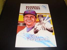 "Carl ""YAZ"" Yastrzemski #14 Revolutionary Comic Book 1993 Boston Red Sox NM - $4.49"