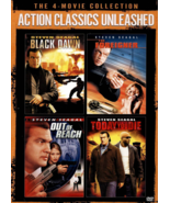 Action Classics Unleashed: 4 Movie Collection (... - $8.00