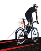Safty Bike Tail Light Laser by Bike Lane - $12.73