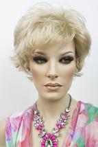 Jazz Petite 16/22 Blonde Short Jon Renau Petite Wavy Straight Wigs - $118.48