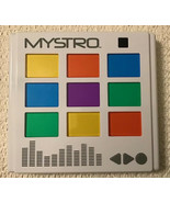 MYSTRO Musical Electronic Brain Game - Follow the Lights, Master the Tunes! - $14.85