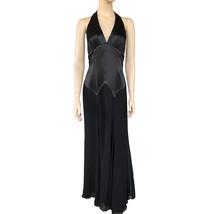 Vintage Beaded Black BCBG Paris Dress Size 10 - $49.99