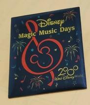 Walt Disney World Year 2000 magic music days Mickey Mouse.  - $13.09