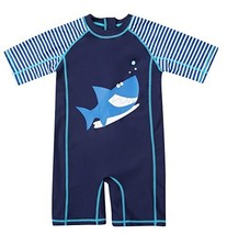 belamo one Piece Swimsuit for Baby uv Protection Clothing UPF 50+ 18-24 ... - $19.54