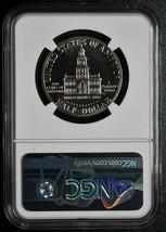 1776 - 1976 S Silver Bicentennial Kennedy 50¢ Coin NGC PF69 Cameo SKU# C83 image 2