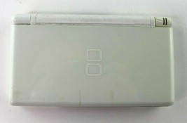 Nintendo DS Lite White Console No Charger or Stylus Top Screen Broken As Is - $24.95