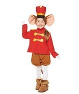 Disney Dumbo Timothy Kids costume unisex 100cm-120cm 95629S from Japan New - $95.00