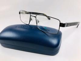 New LACOSTE L2238 024 Dark Grey & Tortoise Eyeglasses 56mm with Case - $79.15