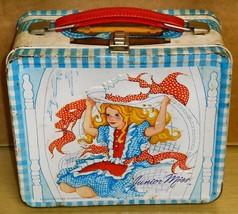 1978 Aladdin- Junior Miss Metal Lunchbox- NO Thermos - $10.88