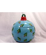 Harbor East Christmas Ball Ornament Cookie Jar - $11.33