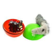 Ball Waterproof Rolling Hot Kids Play Weasel Moving Cat Funny Furry Dog Pet Toy - $8.39