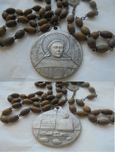 Praying rosary of SAINT ANTHONY of PADOVA Sant'Antonio for the 700 years... - $25.00