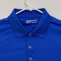 Nike Golf Mens Blue Polo Large - $23.73