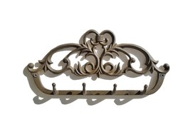 gasare, Cast Iron Wall Hooks, Decorative Wall Mounted Key Holders with 4... - $33.43